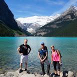 team NL at Lake Louise, Alberta, Canada in Lake Louise, Alberta, Canada