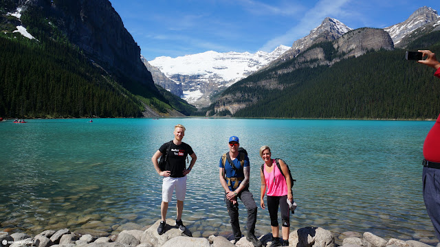 team NL at Lake Louise, Alberta, Canada in Lake Louise, Alberta, Canada