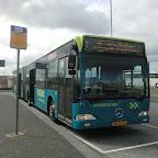 Mercedes Citaro bus 9153 van Connexxion met lijn 1 naar Stripheldenbuurt Oost