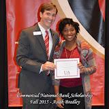 Scholarship Ceremony Fall 2015