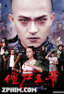 Cương Thi Vương Gia - Hopping Vampire VS Zombie (2015) Poster