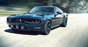 Equus Bass Muscle Car