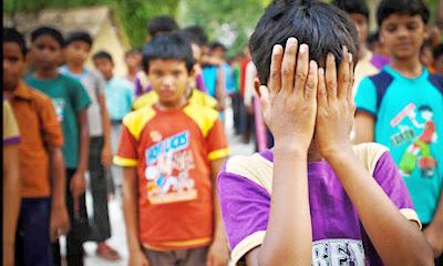 India: slum parents resist liberation of enslaved children