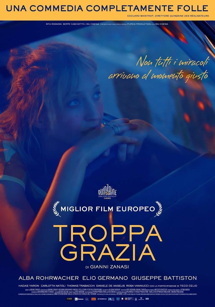 Troppa Grazia, il nuovo film di Gianni Zanasi