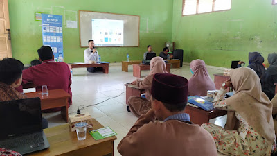 Di Karawang , 724 Guru TKQ Sudah Menjadi Peserta BPJAMSOSTEK