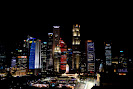 Singapore amazing downtown skyline