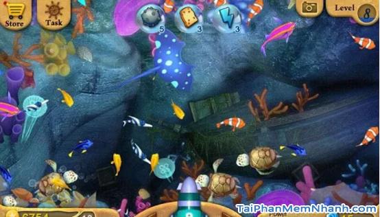 game bắn cá hay cho điện thoại android