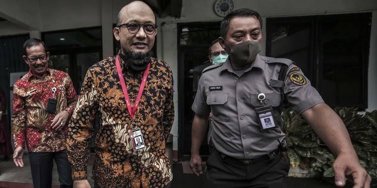 Polri Proses Laporan Terhadap Cuitan Kritik Novel Baswedan soal Ustaz Maaher
