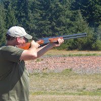 Even Scoutmasters get to shoot.