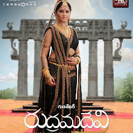 Rudrama Devi New Look