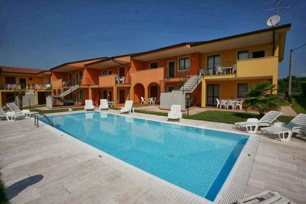 Residence Meridiana, Via Monte Baldo, 3, 37019 Peschiera del Garda VR, Italy