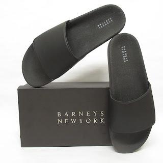 Barneys New York NEW Slides