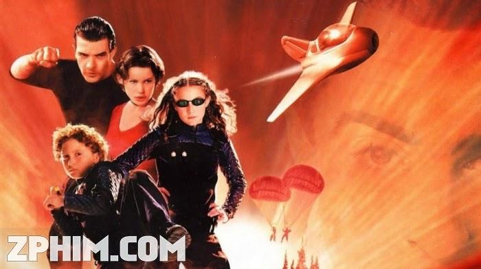 Ảnh trong phim Điệp Viên Nhí - Spy Kids 1