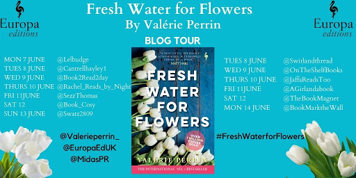 Fresh Water for Flowers Blog Tour