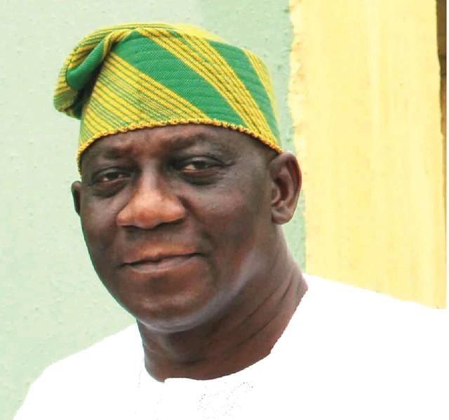 Air Vice-Marshal Sikiru Smith Kidnapped In Lagos (Photo)