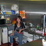 Sunrise at 414 Club - 9 October 2005- photos jam Gorilla