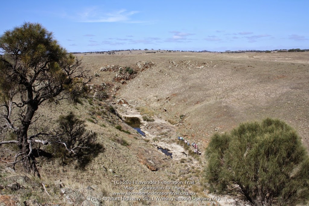 Truro to Sturt Highway-2011 Walking Season Opening (4)