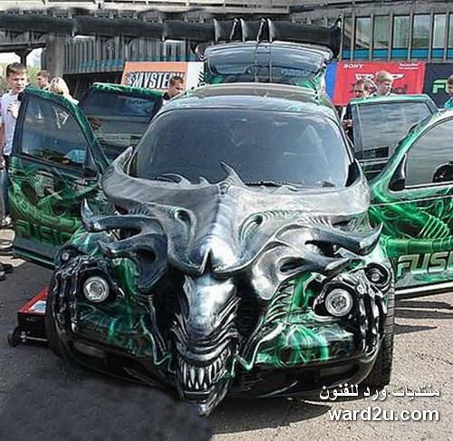 اشكال سيارات تموت من الضحك