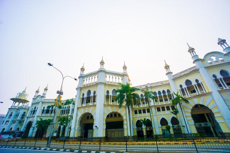 Kuala Lumpur station building