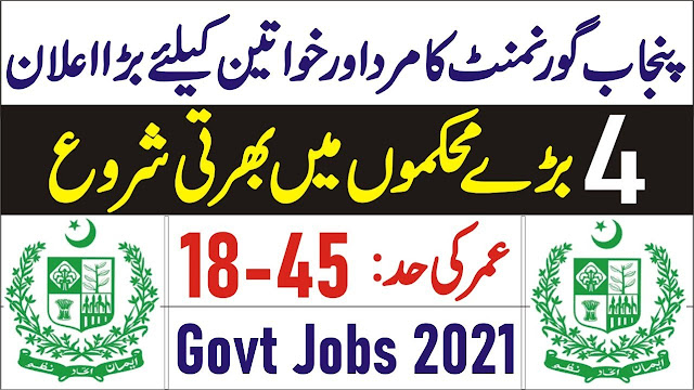 Punjab Public Service Commission PPSC Jobs 2021