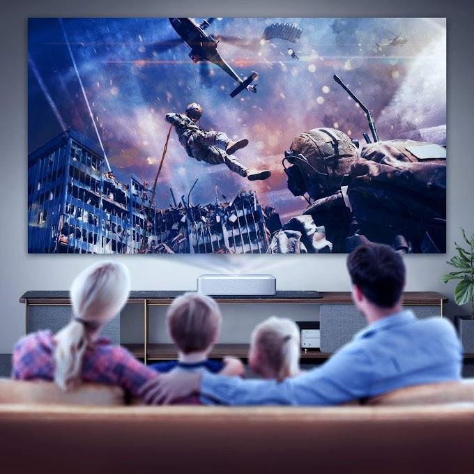 VAVA 4K UHD Laser TV Home Theatre Projector(Buyer guide) 2020