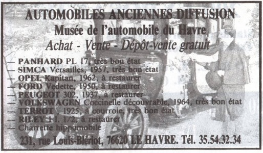 Prospectus Le Havre
