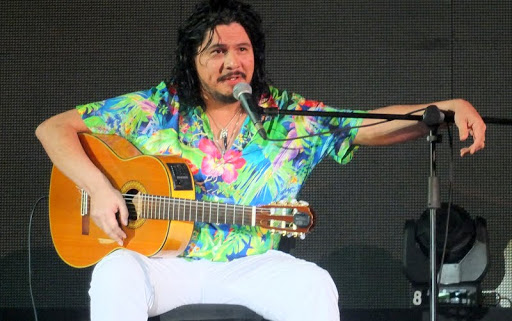 Paco Renteria in Guayabitos