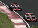 Lewis Hamilton & Fernando Alonso,  McLaren MP4-22