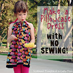 No Sew Pillowcase Dress