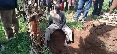 Martin Juma, 46, from Namakhele village photo