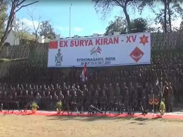 'Surya-Kiran 15': उत्तराखंड के पिथौरागढ़ में 14 दिवसीय सैन्य अभ्यास शुरू