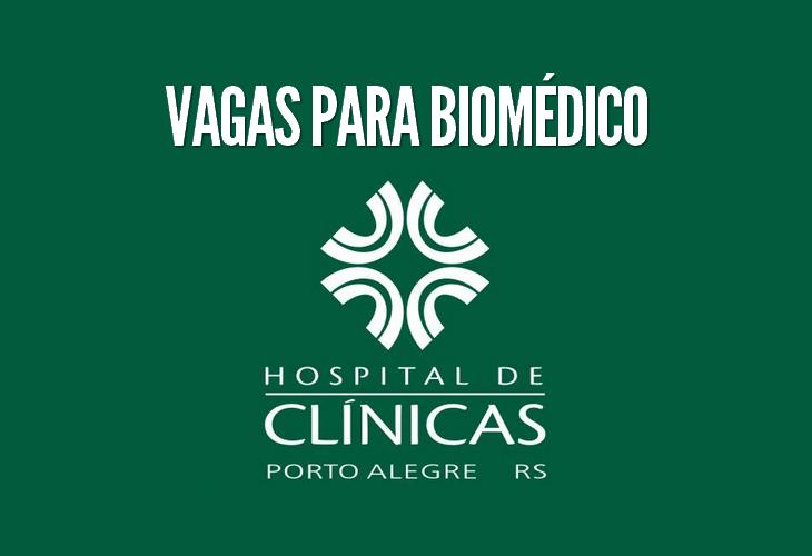 Hospital de Clínicas de Porto Alegre - Biomédico