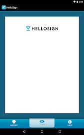 HelloSign Screenshot 5