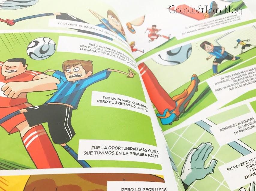 El misterio de los árbitros dormidos, los Futbolísimos