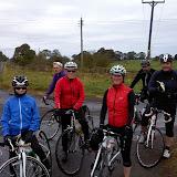 Sunday Easy Rides Oct-Dec 2012