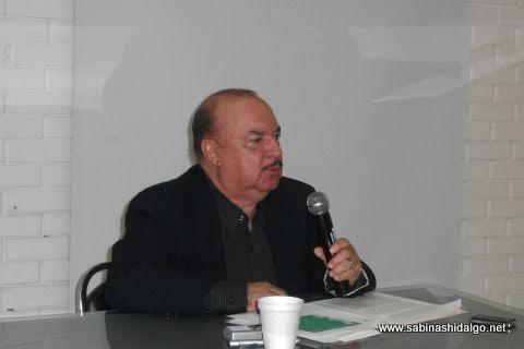 Dr. Salvador Treviño Cuevas