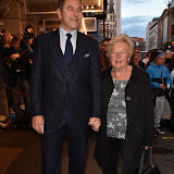 OIC - ENTSIMAGES.COM - David Walliams and mother  Kathleen Williams at the  Photograph 51 - press night  in London 14th September 2015 Photo Mobis Photos/OIC 0203 174 1069