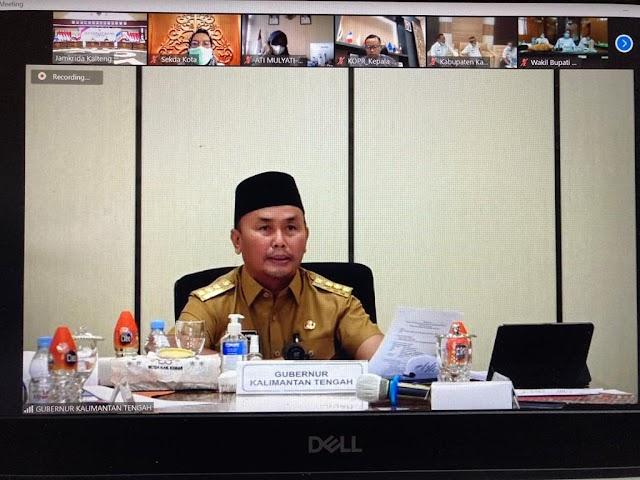 Gubernur Apresiasi Kinerja PT Jamkrida Kalteng