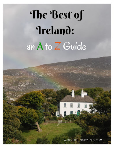 The Best of Ireland: A A-Z Guide