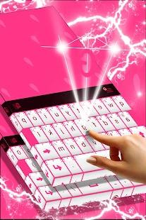 Keypad Skin Colors Pink - náhled