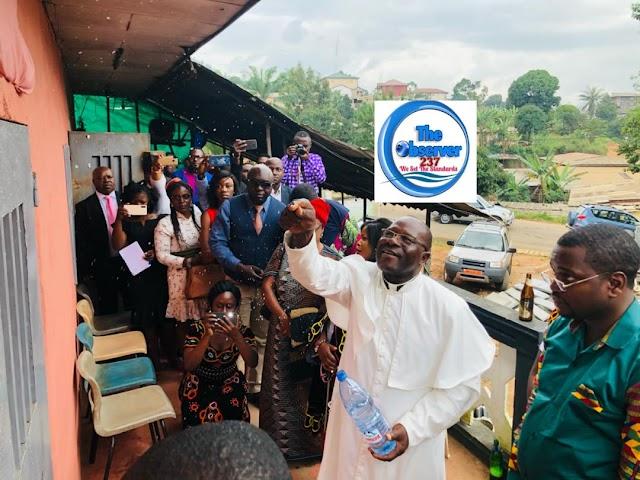 CAMASEJ NW opens secretariat, recognises professionalism