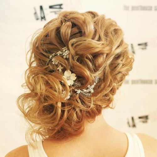 Top 20 Wedding Hairstyles 2019 6