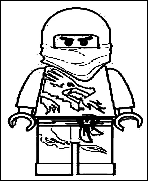 Lego Ninjago Colouring Pages Inside Lego Ninjago Color Sheets