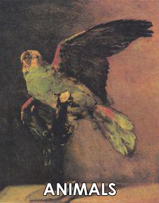 Vincent van Gogh Animal Paintings
