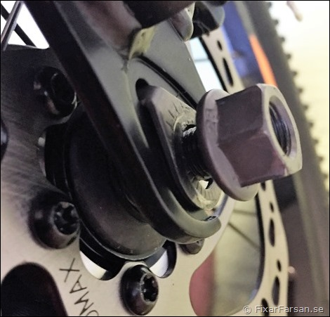 Biltema-Cykel-Framhjul