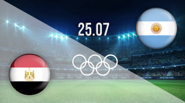 Live streaming Egypt vs Argentina Olympic Tokyo