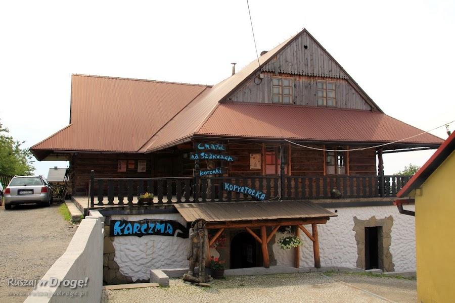 Chata na Szańcach w Koniakowie