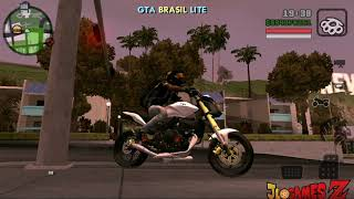 SAIUU!! INCRÍVEL GTA BRASIL (APK + DATA) ESTILO MOTOVLOG PARA CELULARES ANDROID + DOWNLOAD