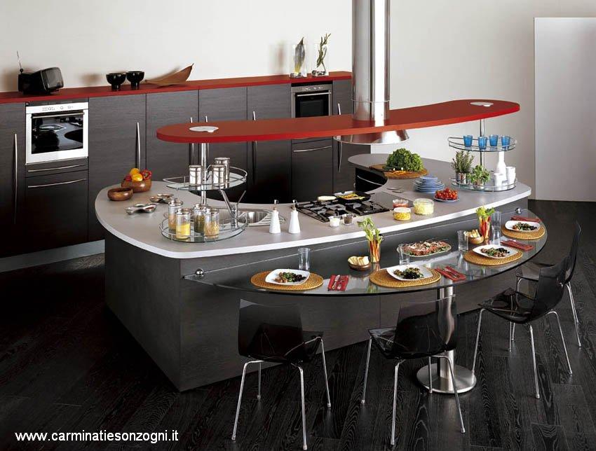 Awesome Modelli Cucine Snaidero Photos - Ideas & Design 2017 ...