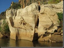 170529 075 Fitzroy Crossing Geikie Gorge NP Boat Trip